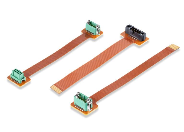 Harwin-Flex-cables